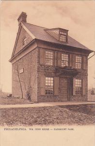 PHILADELPHIA , Pennsylvania , 00-10s ; Wm Penn House - Fairmount Park : TUCK ...