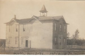 RP: PACKWOOD , Iowa , 1907 ; School Building