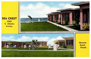 Florida Daytona Beach , Sea Crest Apartment Court