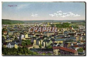 Old Postcard Hagen