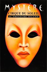 Mystere Cirque du Soleil - Las Vegas, Nevada, USA