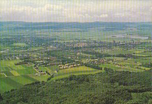 Germany Blick vom Klippenturm auf Rinteln