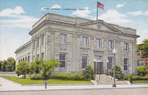 Post Office Cambridge Ohio