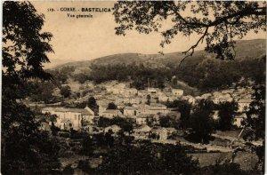 CPA CORSE. Bastelica- Vue générale. (710714)