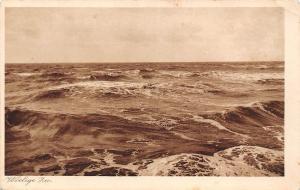Nederlands: Woelige zee, sea