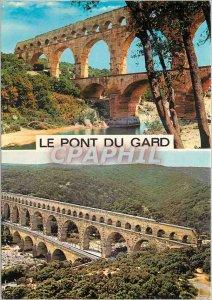 Modern Postcard The Pont du Gard