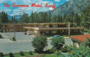 The Gammon Motel , BANFF , Alberta , Canada , 40-60s