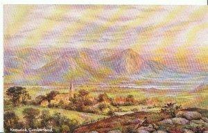 Cumbria Postcard - Keswick, Cumberland  U150