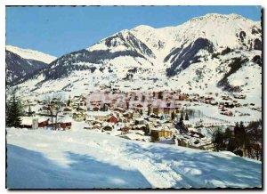 Modern Postcard Klosters