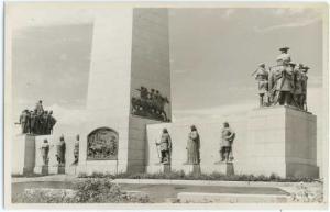 RPPC  This is the Place Mormon Monument Salt Lake City Utah, UT,