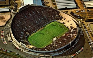 Tennesse Memphis Memorial Staium Home Of Tennessee State University Tigers