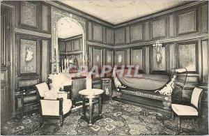 Postcard Old Chateau of Grosbois (Boissy St Leger) the Marechal Berthier Bedroom