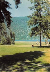 Sunshore Golf Club - British Columbia, Canada