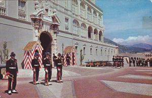 Monaco La Releve de la Garde