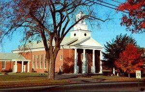 Connecticut Glastonbury St Paul's Roman Catholic Church