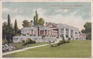 Virginia Richmond Country Club Of Virginia1915