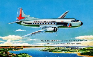 Eastern Airlines - Silver Falcon