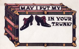 11296 May I Put My Shoes in Your Trunk? 1907