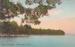 New Hampshire Holderness Camp Rockywold Albertype