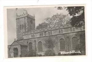 RP: Blidworth Church,Blidworth nr Mansfield,Nottinghamshire,England 1910-20s