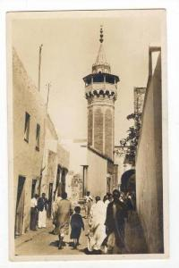RP  TUNIS , Rue des Teinturiers, 1910s