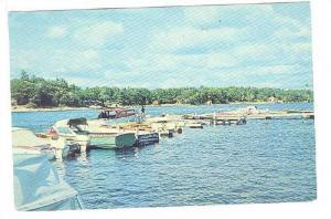 Boats , Port Severn , Ontario , Canada, 1985