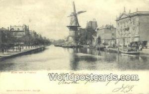 Rotterdam Netherlands, Nederland Molen aan de Coolvest  Molen aan de Coolvest