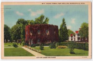 Round Tower, Fort Snelling, Minneapolis MO