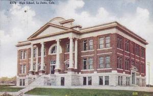 High School, La Junta, Colorado,PU-00-10s