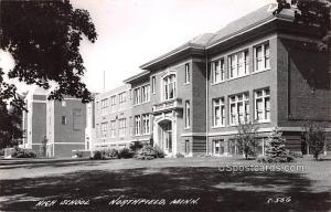 High School Northfield MN Unused