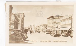 RP; SASKATOON , Saskatchewan, Canada , PU-1948 ; 21st Street