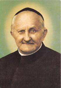 GG425 selige arnold janssen painting postcard br lucas kolzem priest netherlands