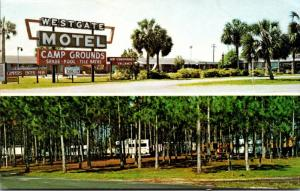 Florida Perry Westgate Motel and Campground