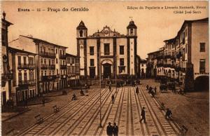 CPA Evora- Praca do Geraldo, PORTUGAL (760810)