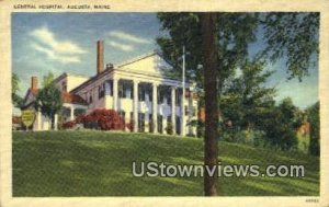 General Hospital in Augusta, Maine