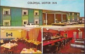 IA Walnut Colonial Motor Inn