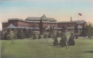 New Jersey Denville Main Building St Francis Health Resort Albertype