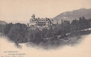 Palacio De Miramar, SAN SEBASTIAN, Spain, 1900-1910s