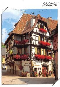 France Obernai Maison Alsacienne, Bas Rhin Hotel Restaurant Gasthaus Pension