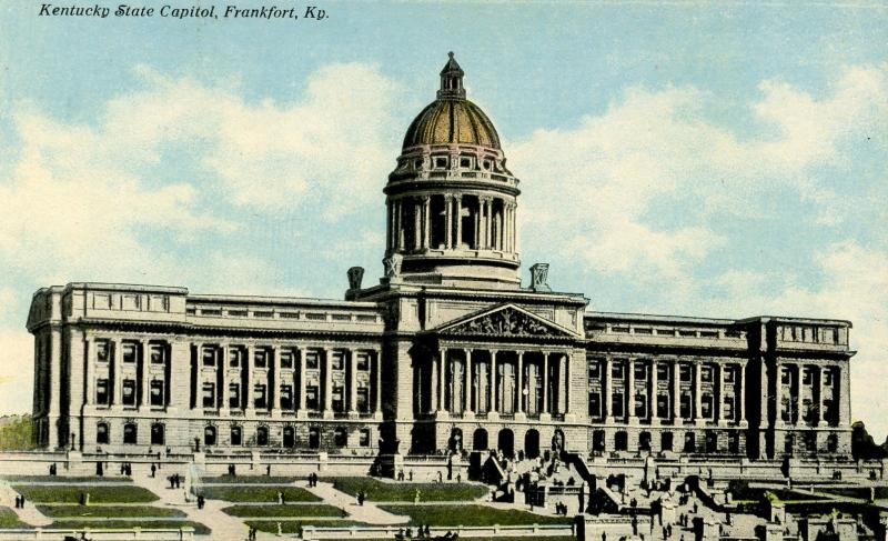 KY - Frankfort. State Capitol