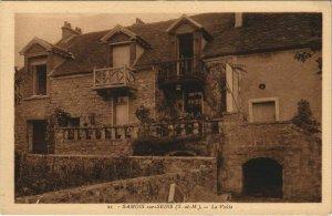 CPA SAMOIS-sur-SEINE - La Voute (120285)