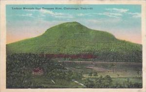 Tennessee Chattanooga Lookout Mountain From Tennessee River