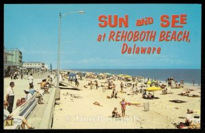 Sun and See at Rehoboth Beach
