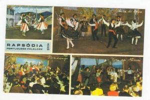 Rapsodia Portuguese Folklore Show,Lisbon,Portugal 1960-70s