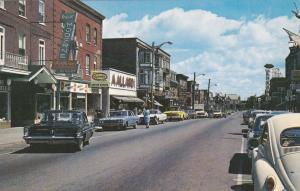 Main Street , GRAND'MERE , Quebec , Canada , 60-70