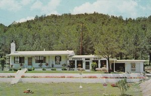 New Mexico Ruidoso Bennetts Indian Shop sk5850