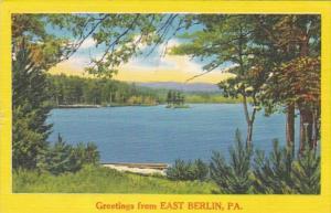 Greetings From East Berlin Pennsylvania