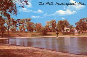 MA - Newburyport, The Mall
