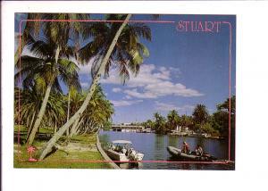 Motor Boats, Stuart, Florida, Photo Bertsch