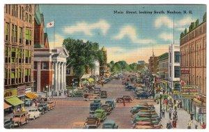 Nashua, N.H., Main Street, looking South